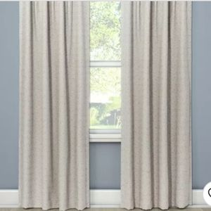 NWT Doral Blackout Curtain Panel